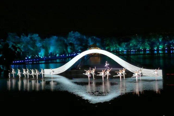 Zuiyi Hangzhou Impression West Lake Show Ticket