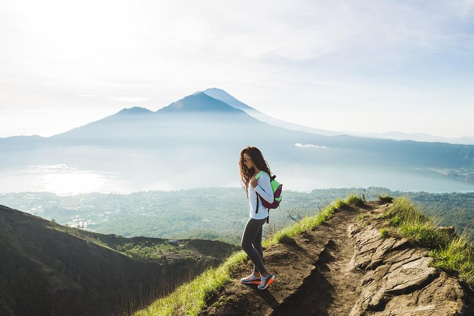 Bali Mount Batur Sunrise Trekking and Hot Spring Small Group Tour