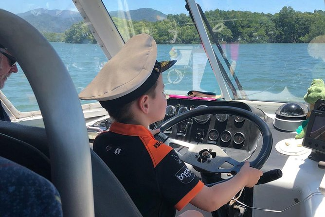 Airlie Beach by Land and Sea aboard the Aquaduck Croc Bus photo 2