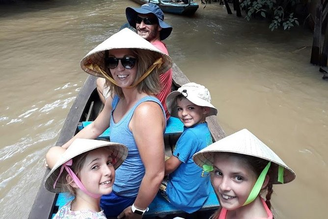 Non-Touristy Mekong Delta with Biking in Ben Tre Private Tour photo 2