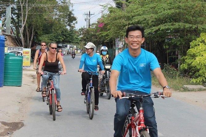 Non-Touristy Mekong Delta with Biking in Ben Tre Private Tour photo 13