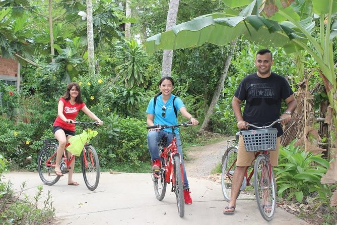 Non-Touristy Mekong Delta with Biking in Ben Tre Private Tour photo 15