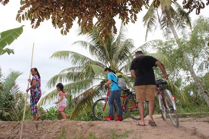 Non-Touristy Mekong Delta with Biking in Ben Tre Private Tour photo 11