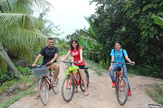 Non-Touristy Mekong Delta with Biking in Ben Tre Private Tour photo 8