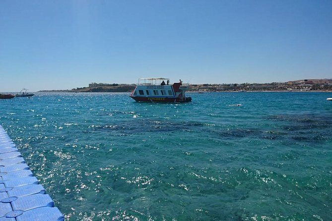 City Tour and Glass Boat Special Trip From Sharm Port photo 3