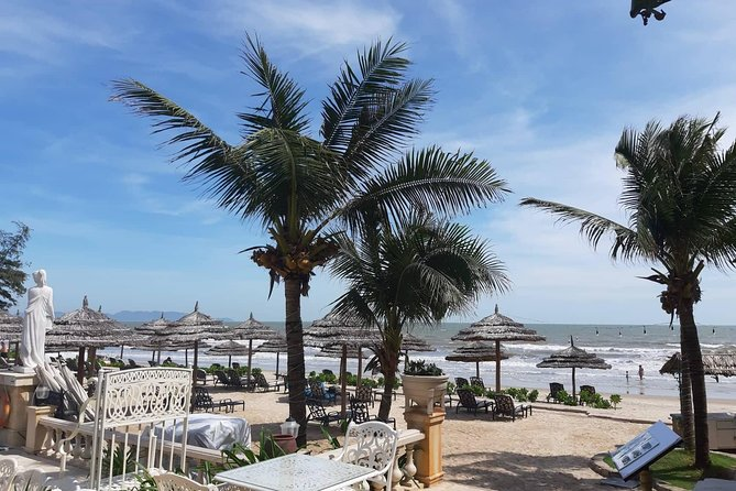 Private Vung Tau Beach 1 Day