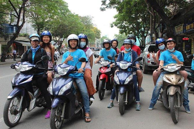 Saigon City Tour with Motorbike