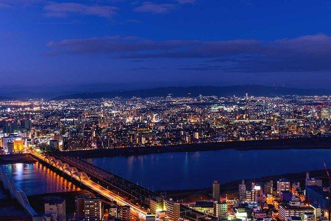 [15 Mintues] Osaka Tour: Osaka Sightseeing Helicopter Tour (Long)