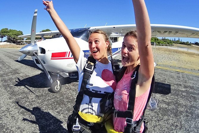 Rottnest Skydive + Fremantle Ferry Package