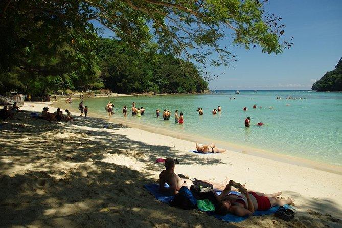 Sapi & Manukan Island Snorkeling&BananaBoat Tour With Transfer&BBQlunch