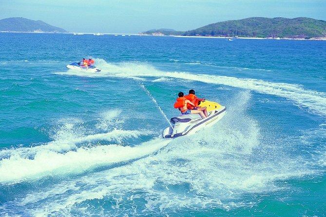 Pulau Sapi & Manukan Water sport Parasailing,Flying Fish ,Seawalking, Jet-Ski