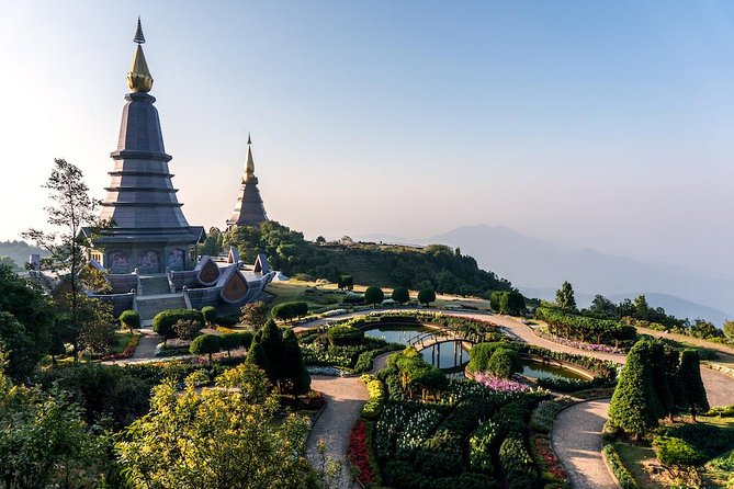 Full-Day Doi Inthanon National Park Small-Group Tour