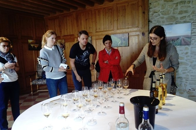 Private tour in the Sauternes wine region - discover Bordeaux sweet Crus Classés photo 7