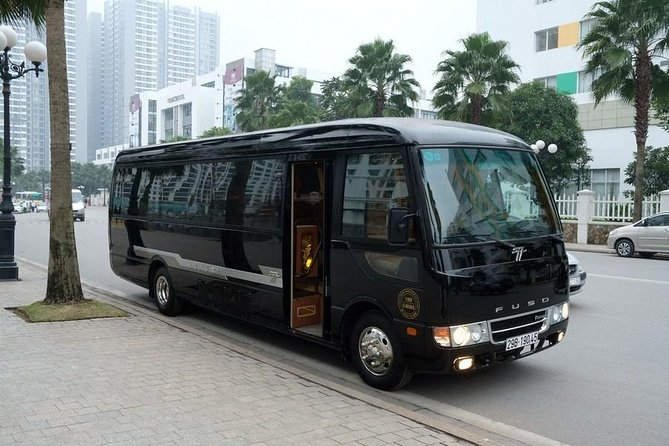 2 Day Mai Chau - Pu Luong adventure from Hanoi - Limousine bus photo 2