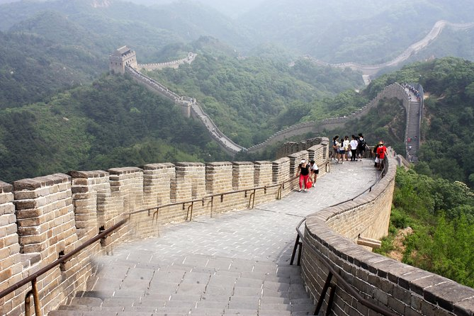 Badaling Great Wall and Ming Tombs Bus Tour in Beijing