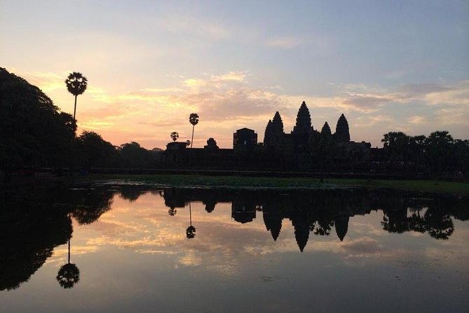 One day Angkor temple with sunrise photo 29