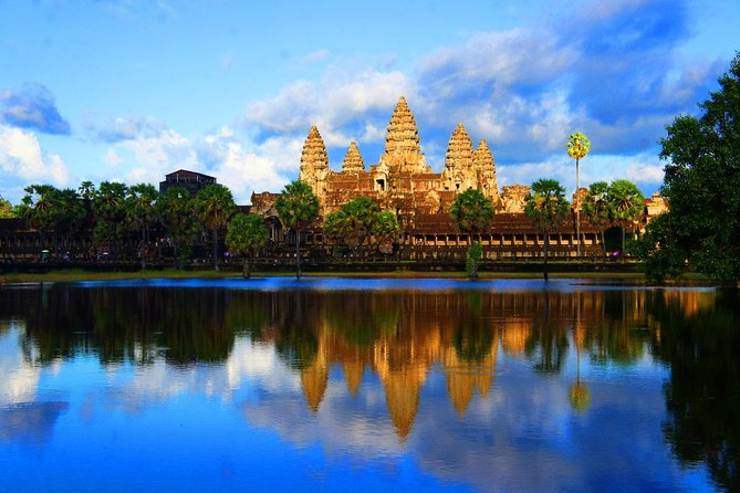 One day Angkor temple with sunrise photo 27