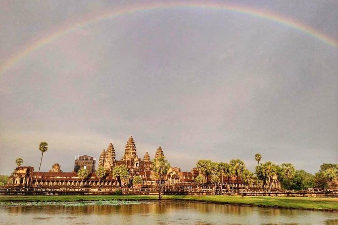 One day Angkor temple with sunrise photo 6