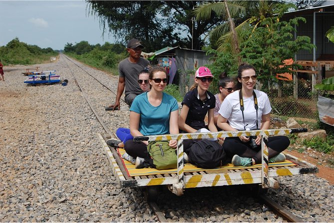 Battam Bang City Private Tour from Siem Reap Town