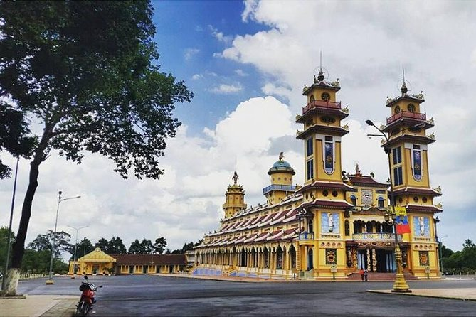 Private Cao Dai Holy See Day Tour - Explore Truly Local Culture in Tay Ninh