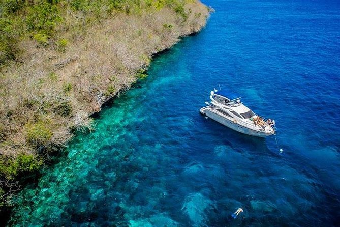Private Charter Lembongan Island Including Water Sports and Lunch