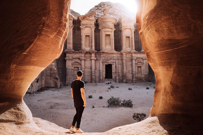 3 Day Tour from Amman: Jerash, Petra, Wadi Rum and Dead sea photo 7