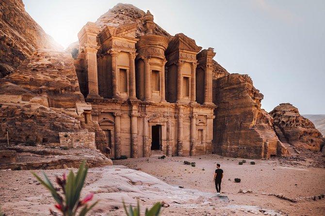Perfect Three Day: Petra, Wadi Rum and Dead Sea
