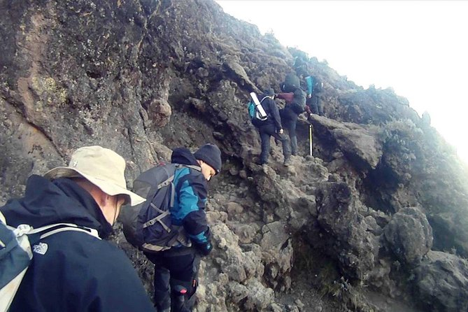 Mount Kilimanjaro Trekking - 6 days Machame Route.
