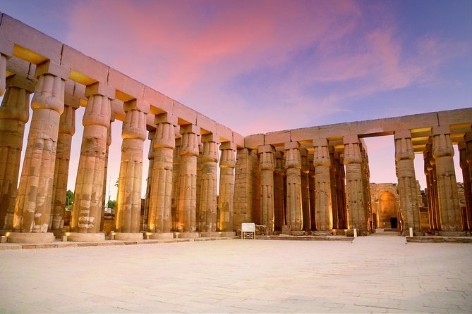 2-Day Private Luxor's East & West Bank Higlight Tour from Safaga Port