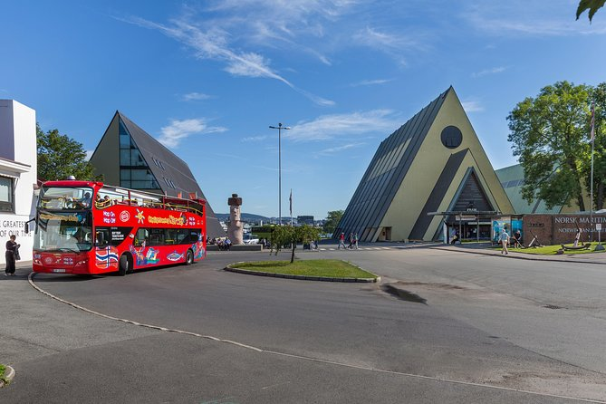 City Sightseeing Oslo Hop-On Hop-Off Bus & Boat Tour