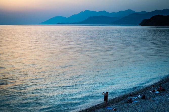 South coast of Albania:The Blue Eye-Porto Palermo-Lukova