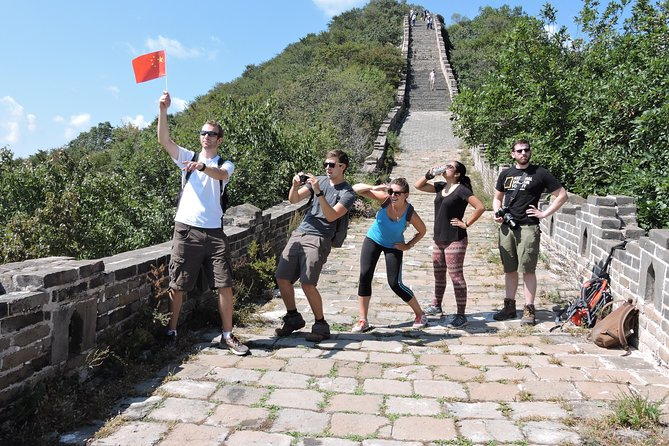 All-inclusive 2-day Great Wall of China from Mutianyu to Jinshanling Hiking