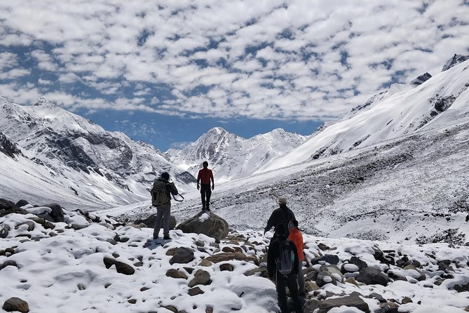 Lamkhaga pass trek photo 9