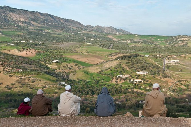 A day trip from FEZ through the MIDDLE ATLAS