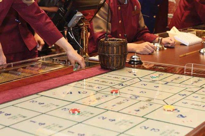 História do Turismo Património e Jogo de Macau