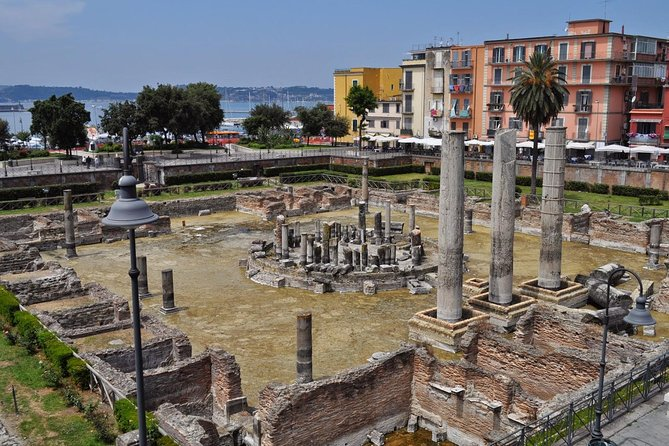 Tour of the Phlegraean Fields and the center of Pozzuoli