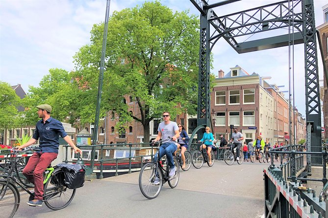*** Six person group max. -- Owner guided - Fine Cycling Amsterdam - 2 hrs photo 4
