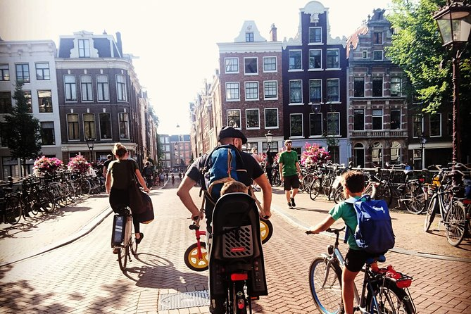*** Six person group max. -- Owner guided - Fine Cycling Amsterdam - 2 hrs photo 8