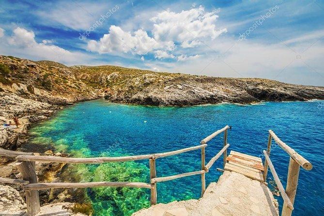 Explore Shipwreck & West Zakynthos