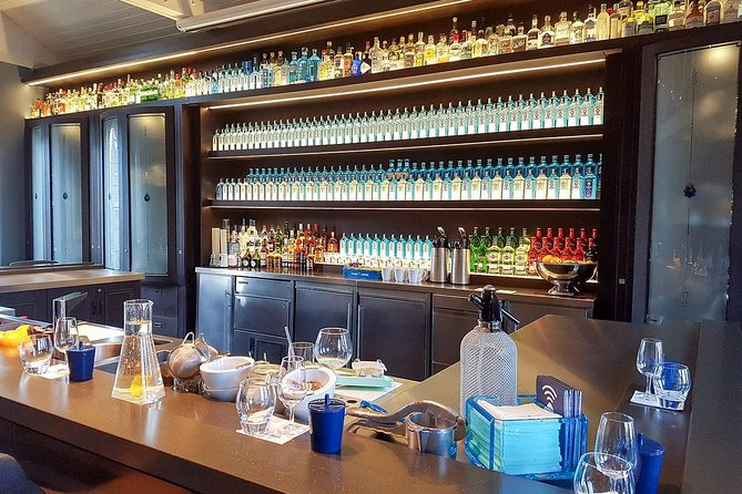 London to Southampton Port with BOMBAY Sapphire Distillery Experience on the way