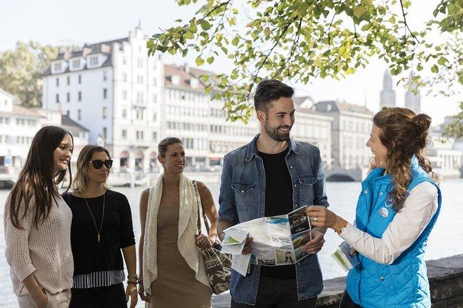 Excursão a pé pela Cidade Antiga de Zurique