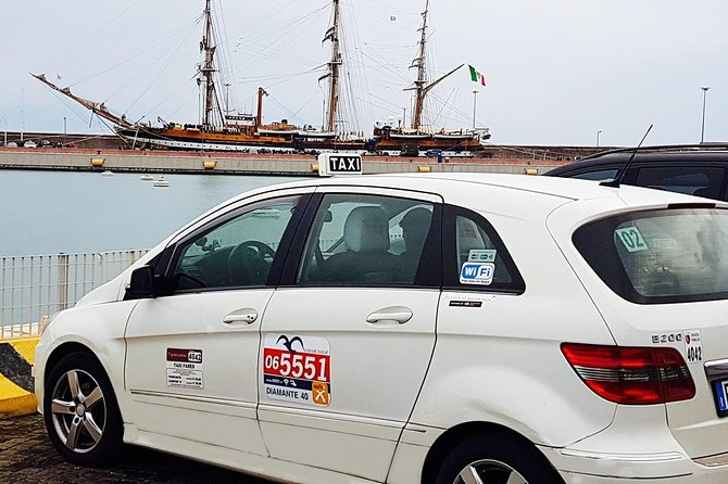 Taxi transfer to Civitavecchia