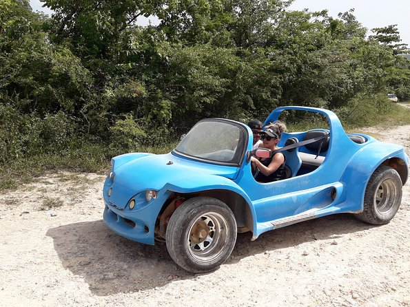 Fun Buggy Full Day tour, the most original one,since 1992 in Punta cana