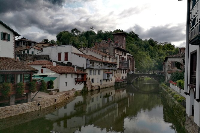 French Basque Countryside From San Sebastian