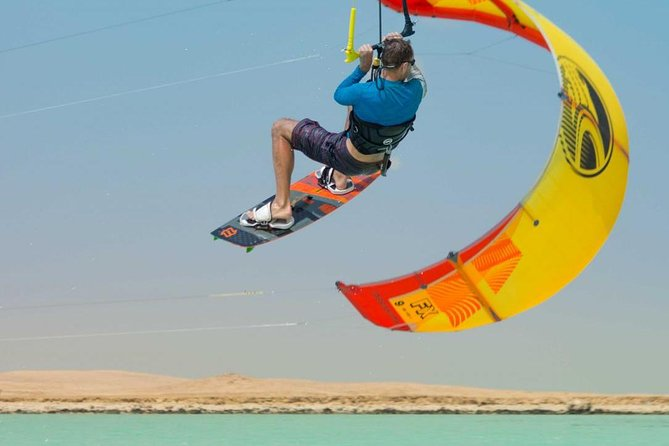 9 Hours Kite Surfing – Ready to Ride - Hurghada
