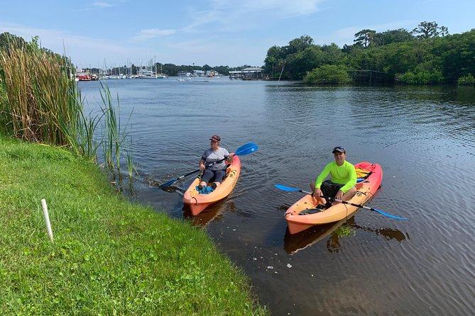 Two-Hour Single Kayak Rental