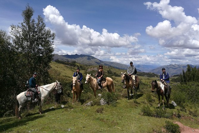 Half-Day Horseback Riding Tour from Cusco photo 2