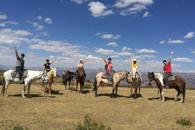 Half-Day Horseback Riding Tour from Cusco photo 1