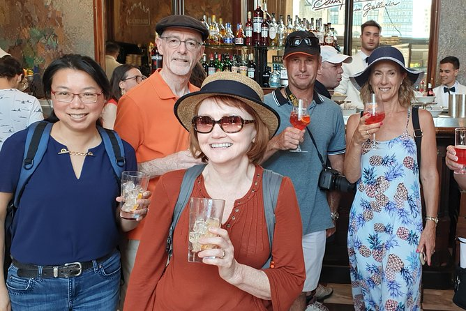 Delicious Milan Food Tour Wine Tasting and Sightseeing with Local Gourmet Guide