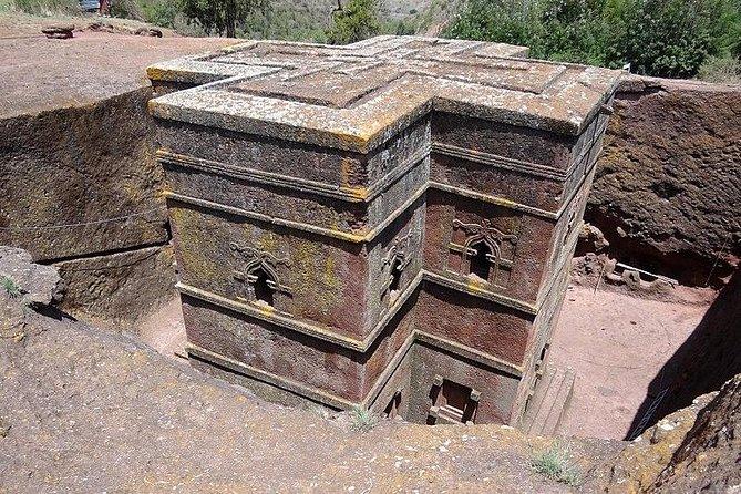 Lalibela, Axum, Danakil and Omo Valley 8 DAYS